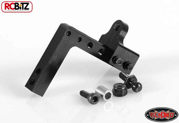 RC4WD Adjustable Drop Hitch SHORT for Rear Bumpers Tow Ball TF2 G2 Z-S1095 TRX 4