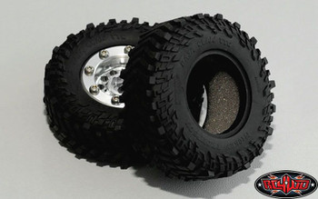 Mickey Thompson Baja Claw TTC Micro 1/18 Crawler Tires 24th Sangyue Z-T0067 1.0""