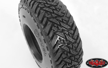 RC4WD Fuel Mud Gripper M/T 1.7 Scale Tires SOFT Class 1 Tyre Z-T0133 SCX10 RC