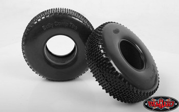 Bully 2.2 Competition Crawler Tire SUPER SOFT Comp Tyre RC4WD Z-T0134 XR10 RC
