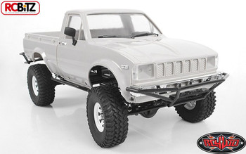 Trail Finder 2 Truck Kit Mojave II Body GREY 4x4 Scaler RC4WD TF2 Z-K0049 chassis