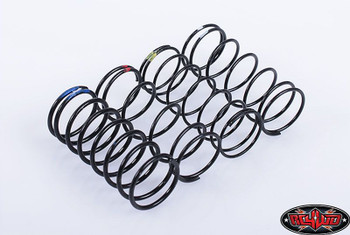 90mm Rock Krawler RRD Shock Tuner Spring 4 rate Assortment RC4WD Z-S1189 Black RC