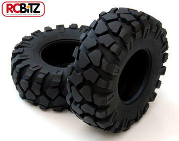 """Rock Crusher Monster 40 Series 3.8"""" Tires RC4WD Z-T0003 Traxas E-Max Yeti XL"""