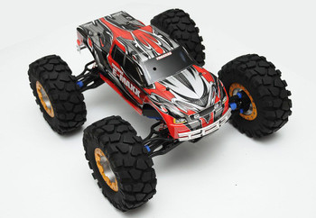 "Rock Crusher Monster 40 Series 3.8"" Tires RC4WD Z-T0003 Traxas E-Max Yeti XL"