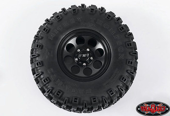 "Mickey Thompson 40 Series 3.8"" Baja MTZ Scale Tires RC4WD Z-T0125 Traxas E-Max"