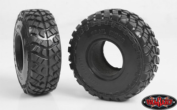 Trail Rider 1.9 Offroad Scale Tires RC4WD Z-T0136 X2 Soft w/ Foams Class 2