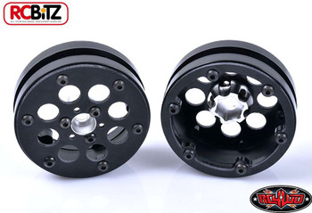 Rocker 2.2 Lightweight Competition Beadlock Wheels RC4WD Z-W0178 Crawler Bully