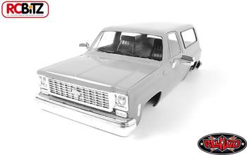 Chevrolet Blazer Hard Body Complete Set Z-B0092 RC4WD Fit TF2 Detailed Open Hood