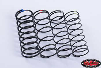 100mm Rock Krawler RRD Shock Tuner Spring Assortment x4 RC4WD Z-S1187 RC