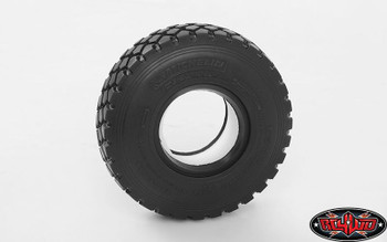 """RC4WD Michelin XForce XZL +14.00 R20 1.9"""" Scale Tires Z-T0141 TOY Tyre Military"""
