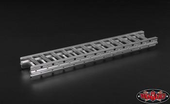 TOY Big Boy Heavy Duty Aluminum Ladder SILVER aluminium Working RC4WD Z-X0011