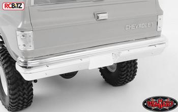 Chevrolet Blazer Chrome Grill & Bumper Parts Tree Plastic RC4WD Z-B0094 RC K5