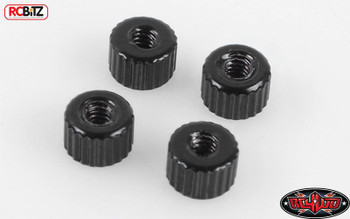 RC4WD High Performance Light Bar Knurled Nuts HiLiTES Nut Z-S1848 Pack of 4 RC