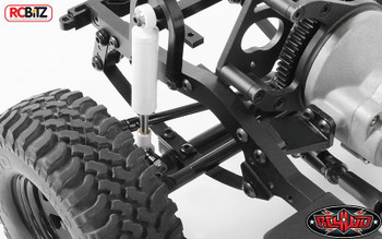 Replacement Leaf Springs for TF2 SWB Short Wheel Base RC4WD Z-S1717 Leafs Spring