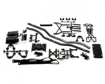 SCX10 Frame Set Axial Chassis to convert AX10 to scaler or build Custom build truck