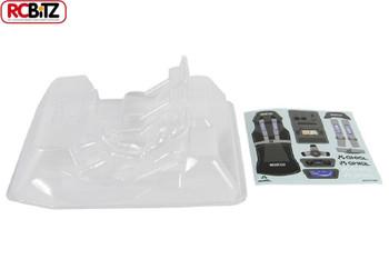 AXIAL WRAITH Interior SET .040 CLEAR inc Driver head helmet decals AX31177 Spawn