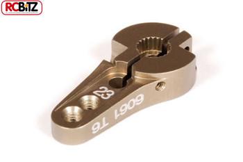 Axial Hard Aluminum Servo Horn STRONG 24t Hitec Horns AX30835 RC rcBitzltd