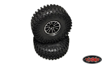 "Interco IROK 2.2"" Tyres Super Swampers 2 RC4WD Foams Wide footprint Tire Z-T0079"