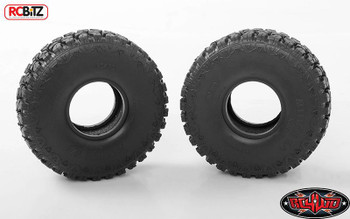 "Attitude M/T 1.9"" Scale Tires RC4WD Z-T0149 120mm Soft Advanced X2 SS Compound"