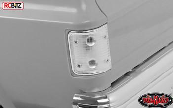 Chevrolet K5 Blazer Clear Lenses Lights Parts Tree Front Rear Side RC4WD Z-B0096