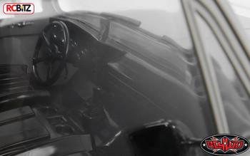 Chevrolet K5 Blazer Interior Panels Parts Tree Floor Pan Seat Dash RC4WD Z-B0102