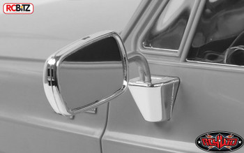 Chevrolet Blazer Chrome Mirror and Rear Taillight Parts Assembly RC4WD Z-B0106