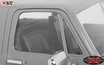 Chevrolet K5 Blazer Main Cab Clear Window Parts Tree RC4WD Z-B0114 Windows K 5