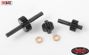 Replacement Gear Set Hammer T-Case RC4WD Z-S1709 G2  TF2 Gelande Trail Finder Transfer Gears