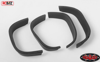 Big Boss Fender Flare Set D90 D110 2 sets Rubber Arches TOY RC4WD Z-S1741 RC