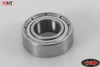 Metal Shield Bearing 6 x 12 x 4mm x10 RC4WD Z-S1086 for K44 rear axle bearings