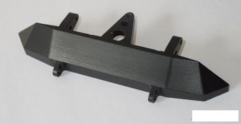 Rock Shield Narrow Rear Bumper SCX10 Deadbolt Jeep G6 narrow bodies SSD00035