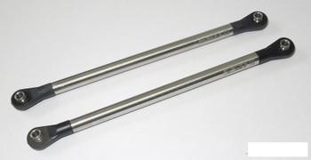 """92mm Titanium Upper / Lower Links SCX10 12"""" Wrangler G6 Deadbolt SSD00039 Sus RC"""