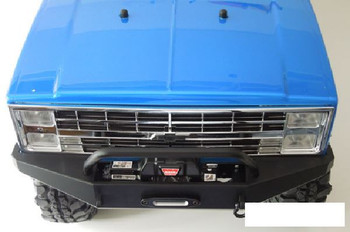 Blazer Winch Bumper Ascender Vaterra Chevrolet K5 fit 3Racing RC4WD SSD00046 OX
