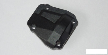 Rock Shield METAL Diff Cover Ascender BLK Direct fit axle differential SSD00078