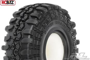 "Interco TSL SX Super Swamper 2.2"" G8 Rock Terrain Truck Tires 2 Memory Foam 1166"