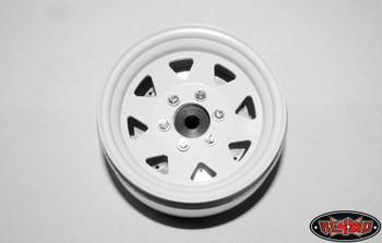"RC4WD 1.9"" 2.2"" 6 Lug Steel Wheel Hex Hub with Brake Rotor"