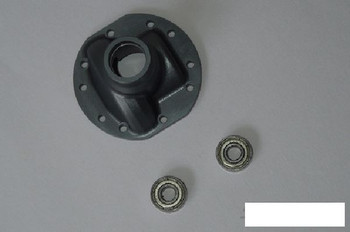 Diamond Rear Axle SCX10 GREY Integrated Link Mounts integrated SSD00071 SSD