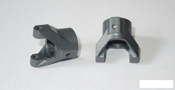 Pro Aluminum C Hubs for SCX10 GREY FITS & Uses stock mount Hardware SSD00072