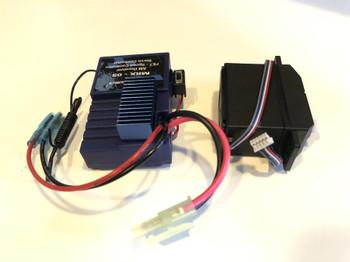 M14 Racing Receiver Unit MRX-06 inc Steering Servo ESC CA14194