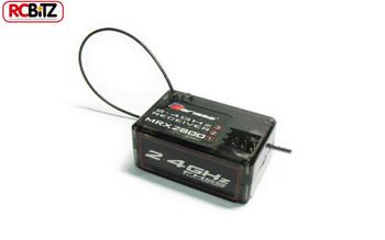 Carisma 2.4Ghz Spare Receiver Only MRX2810 CA14580 GT14
