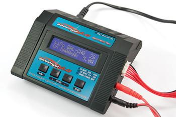 Etronix PowerPal 2.0 AC DC Balance Performace Charger Discharger 80w ET0201 LiPo