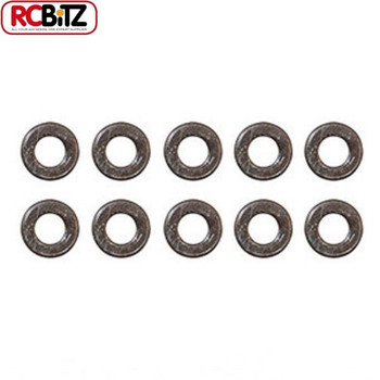 Axial Washer 5 x 10 x 0.5mm 10 RR10 Bomber Wraith SCX10 Yeti & XL Slipper Clutch