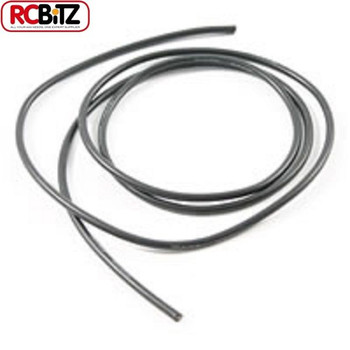 14awg Silicone Wire BLACK 100cm Extension Cable Motor Battery ESC ET0672BK RC