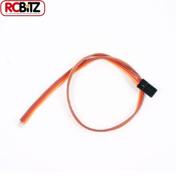 30cm 22AWG JR STRAIGHT Servo Wire Lead Extension Cable Receiver ET0744 RC 300mm