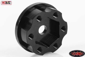 "1.9 2.2"" 6 Lug Steel Wheel Hex Hub +3 Offset Make WIDER Axle Width RC4WD Z-S0774"