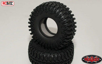 "Interco IROK 1.7"" Scale Tires Wide contact size between 1.55 1.9 Z-T0068 RC4WD"