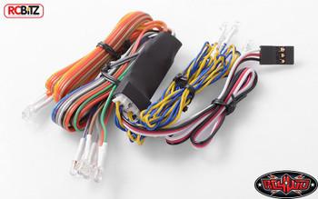 1/14 Scale DXR2 Hydraulic VV-JD00015 Earth Dozer LED Light System VVV-S0173 RC