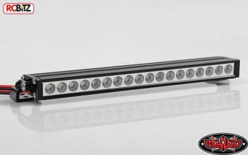 RC4WD 1/10 Baja Designs S8 LED Light Bar 120mm BRIGHT 11v Reciever Plug Z-E0076