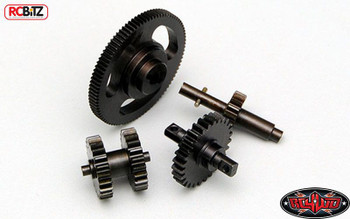 Hardened Steel Transmission Gears for HPI Wheely and Crawler King RC4WD Z-S0049