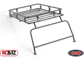 ARB Roof Rack with Window METAL Guard Defender D90 body Gelande 2 G2 TOY Z-X0009
